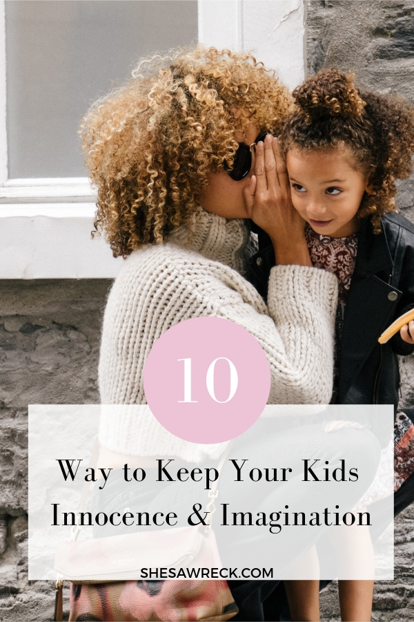 10 Lies I Tell My Children to Preserve Their Innocence or my Peace of Mind