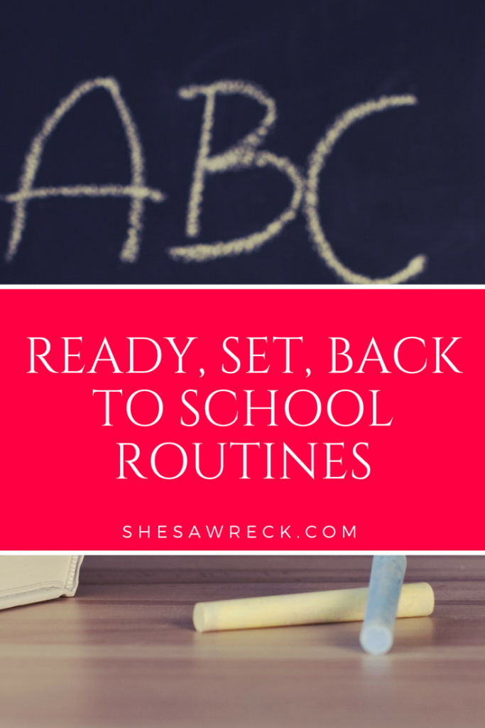 Back to school routines #morningroutines #checklist #backtoschool #freebies #backtoschoolfreebie