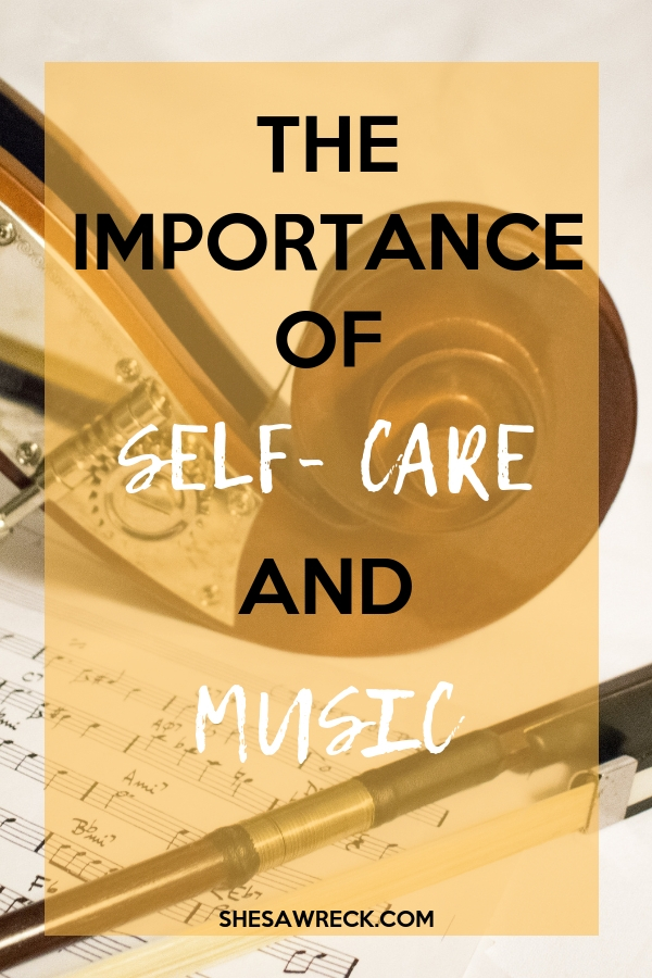 Music & SelfCare and the importance #selfcare #music #selfcareandmusic