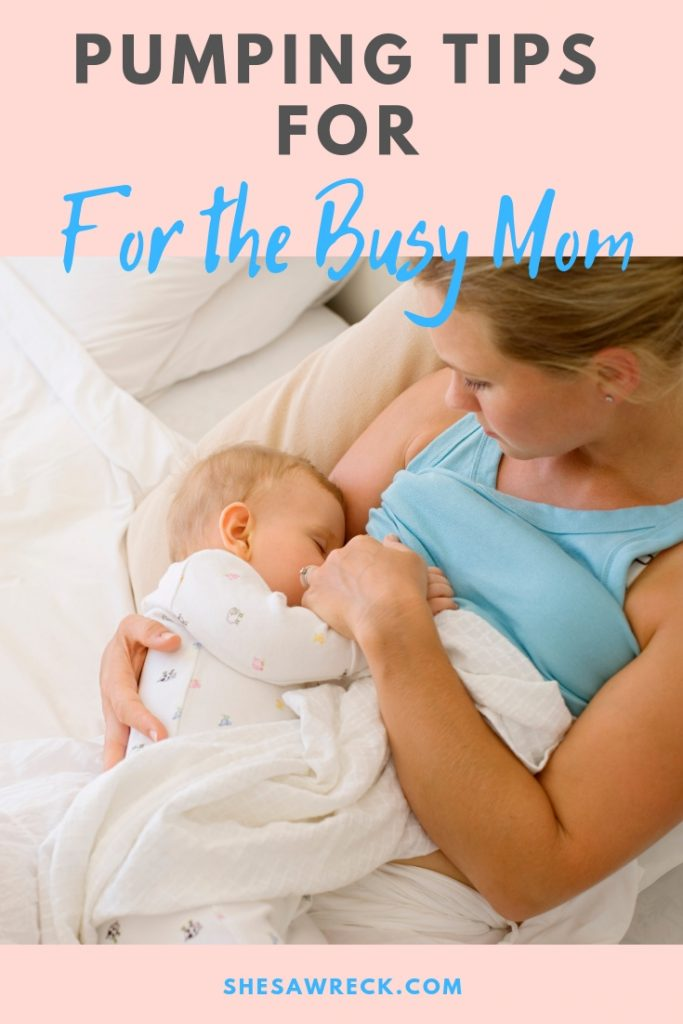 Pumping Tips for the Busy Working Mom #breastfeeding #nursing #pumping #backtowork #backtoworkpumping #pumpingatwork #nursingessentials #breastfeedingessentials