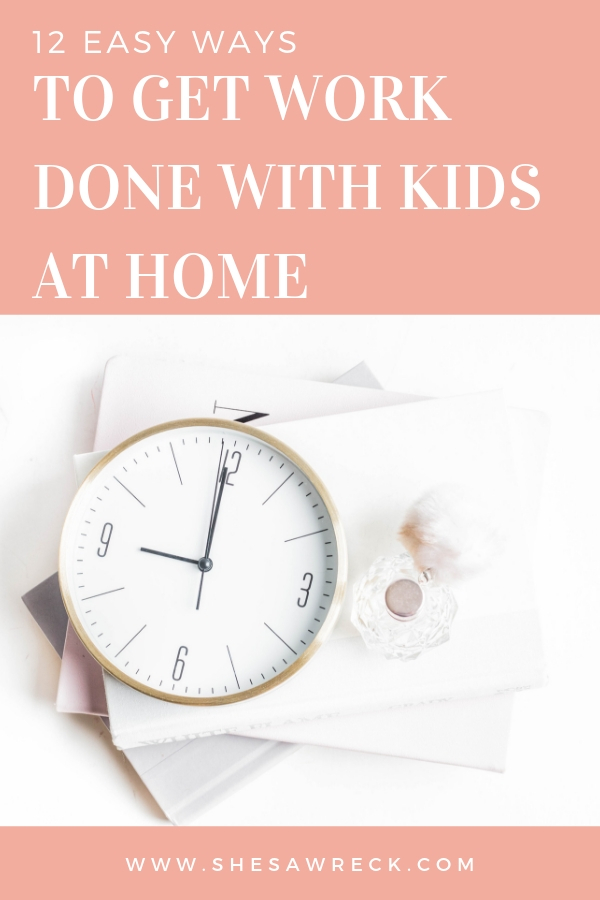 Work at home tips for busy moms, stay productive when working from home #workfromhome #tips #momtips #momblogger #workfromhomeadvice #busymomadvice #momprenuer #girlbosstips