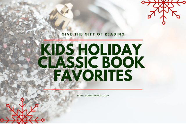 Kids Holiday Classic Book Favorites