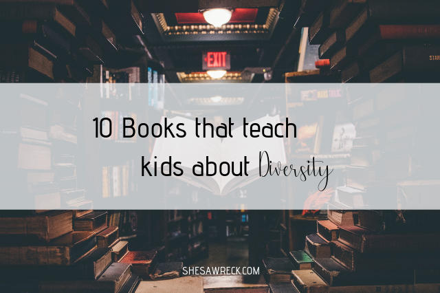 books that teach kids about diversity