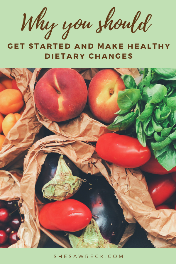 6 Tips To Change Your Unhealthy Eating Habits | #shesawreck #unhealthyeating #healthyeating #transitiontips #vegan #plantbased #diet #exercise #transformation