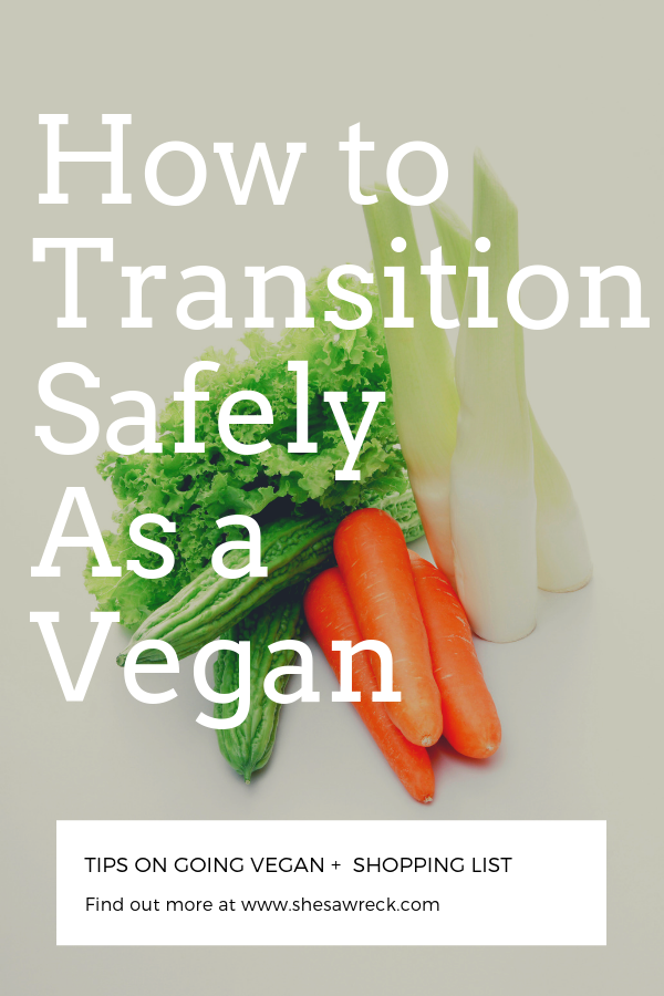 VEGAN TRANSITIONING TIPS + COMPREHENSIVE SHOPPING LIST #vegan #vegantips #transitioningtovegan #veganism #veganadvice #newvegan #plantbased #plantbasedtips #shoppinglist